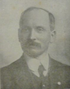 George Ramsay, INTO President and President of the IPNTU.